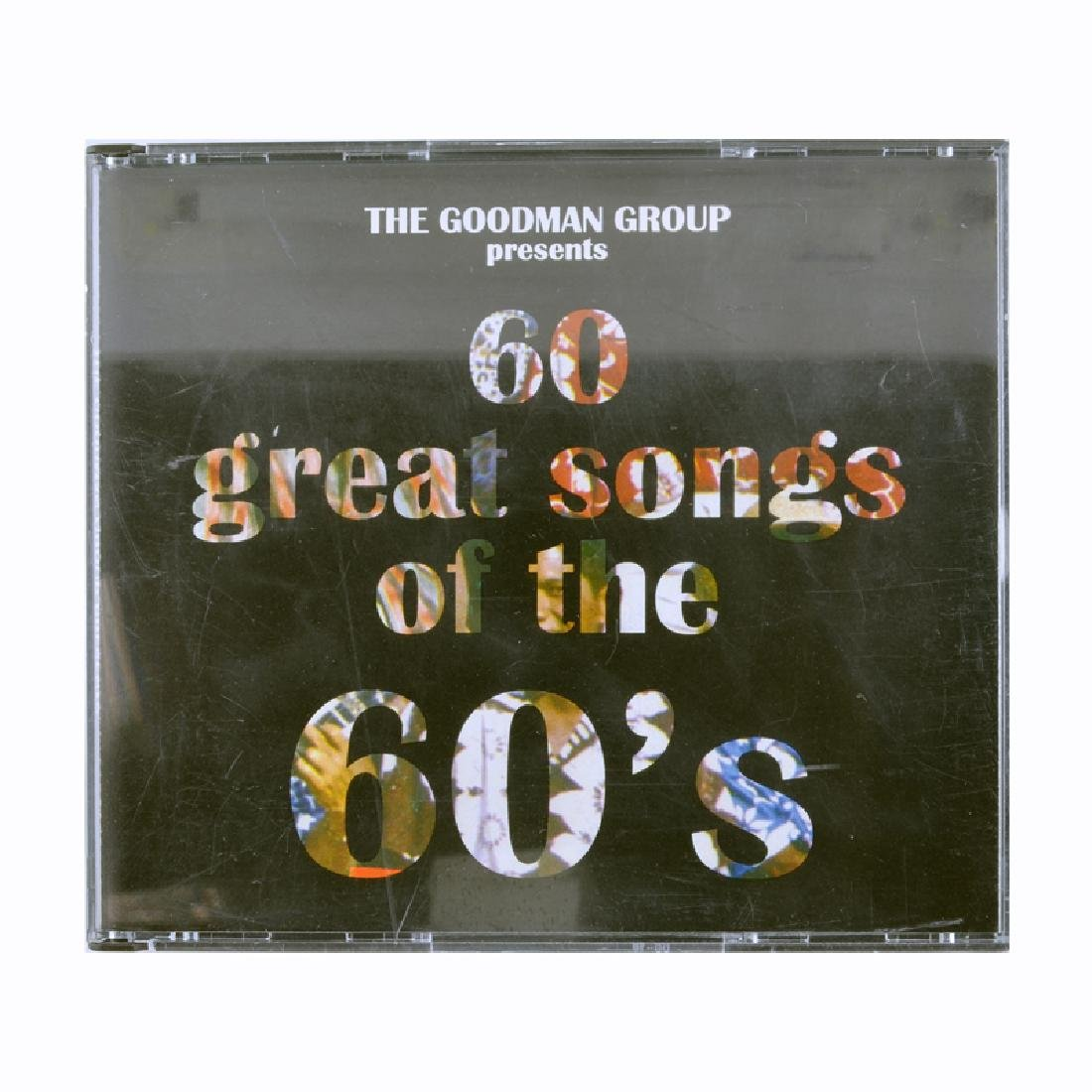The Goodman Group Presents 60 Great Songs Of The 60's 3