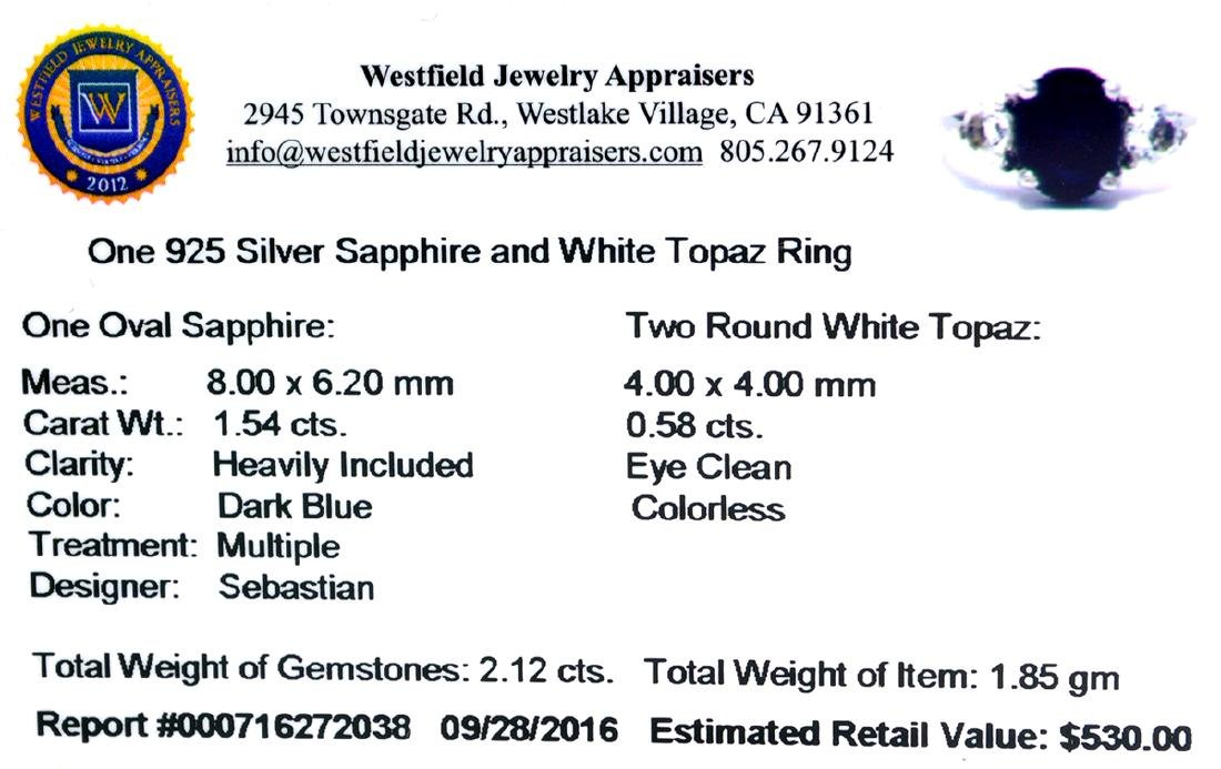 APP: 0.5k Fine Jewelry Designer Sebastian 2.12CT - 2