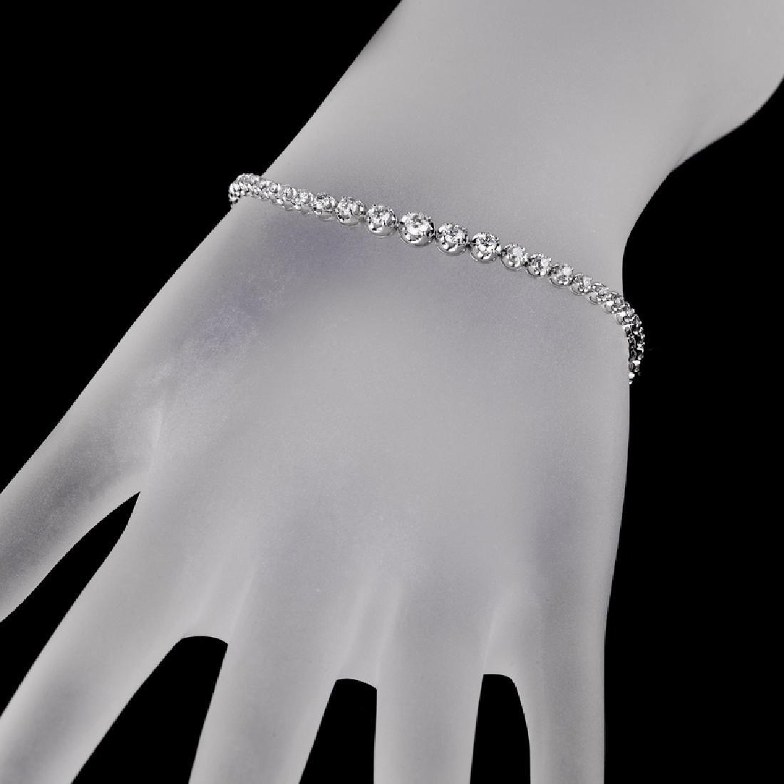 APP: 4.7k *Fine Jewelry 14 kt. White Gold, 2.02CT Round