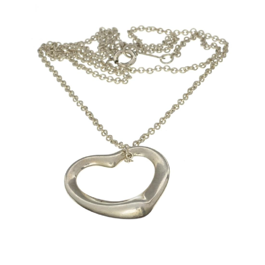 Fine Jewelry Exquiste Tiffany & Co. ''Elsa Peretti Open