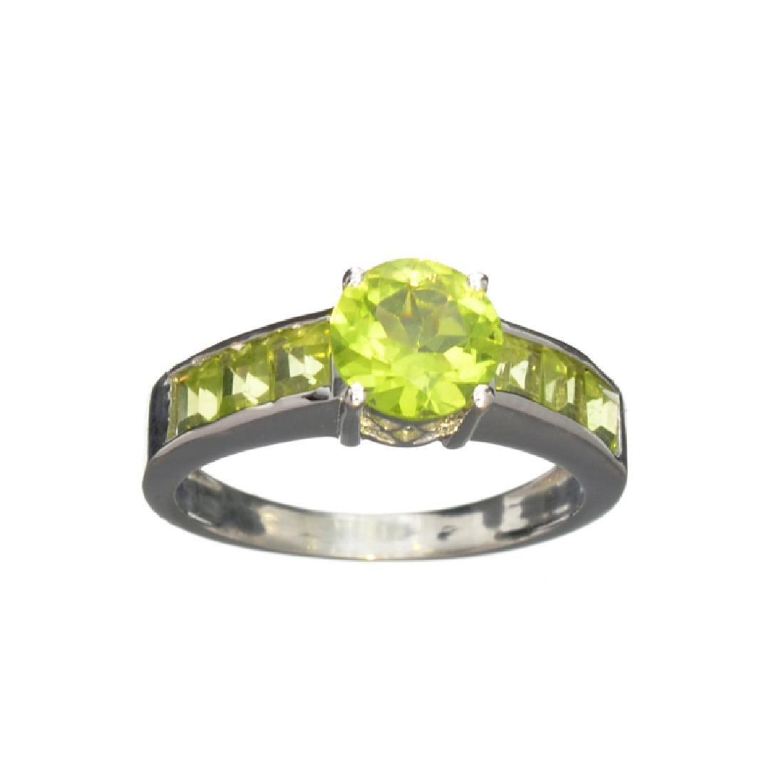 APP: 0.5k Fine Jewelry 2.60CT Green Peridot And