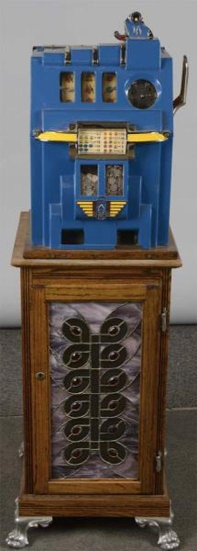 Rare Antique 10¢ Pace Solt Machine -P- (SLOT ONLY!)