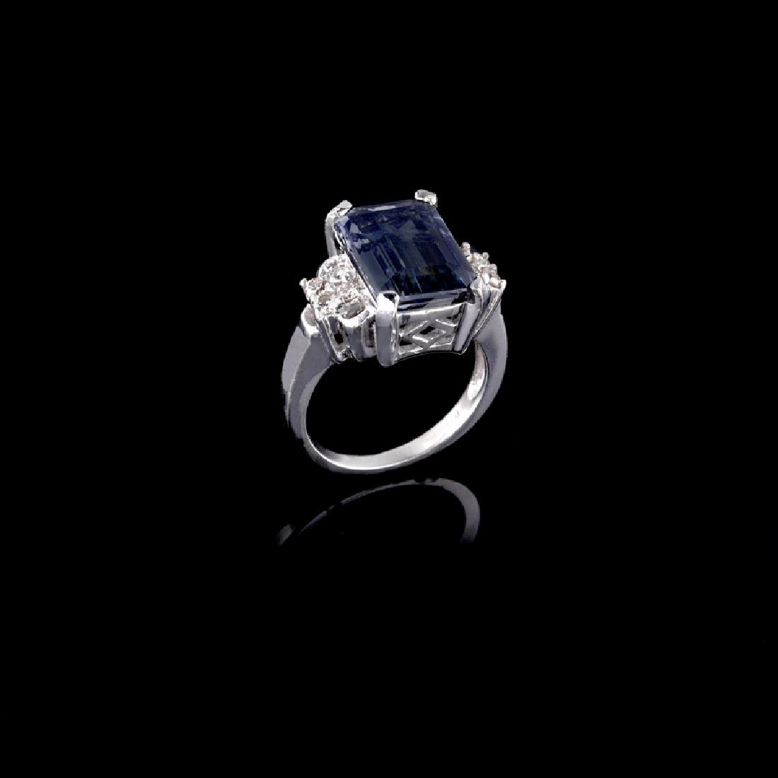 APP: 11.6k Fine Jewelry 14 KT White Gold, 6.38CT