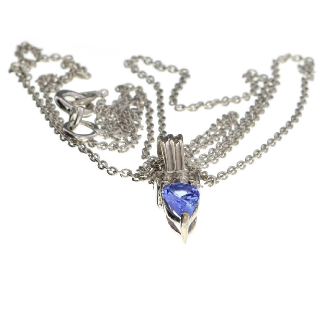 Fine Jewelry Designer Sebastian 0.45CT Tanzanite And