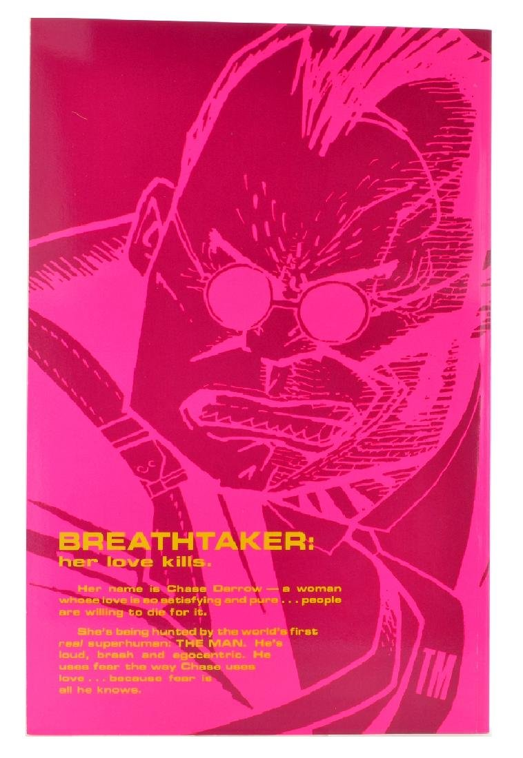 Breathtaker (1990) Issue 1 - 2