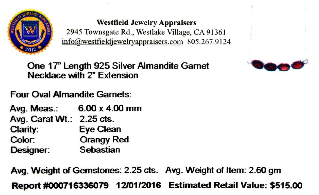 Fine Jewelry Designer Sebastian 2.25CT Oval Cut - 2