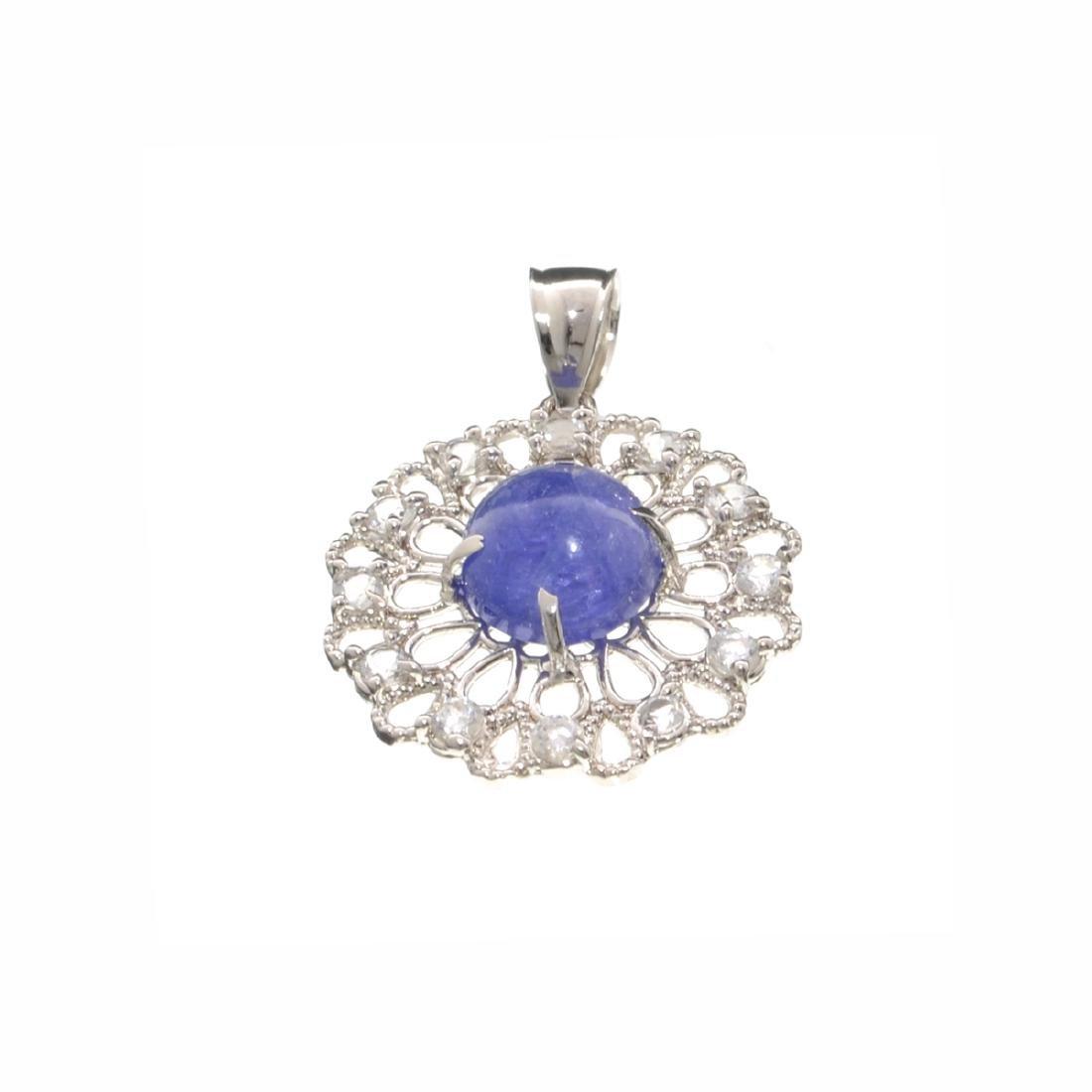 APP: 1k Fine Jewelry Designer Sebastian 5.15CT