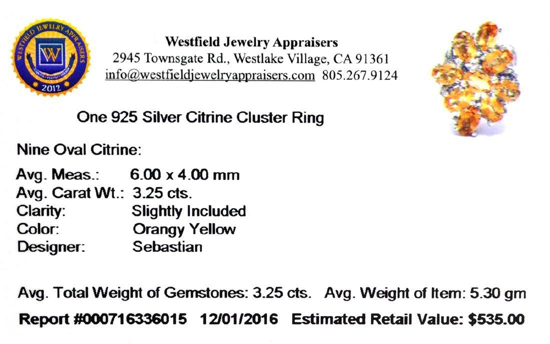 APP: 0.5k Fine Jewelry Designer Sebastian, 3.25CT Oval - 2