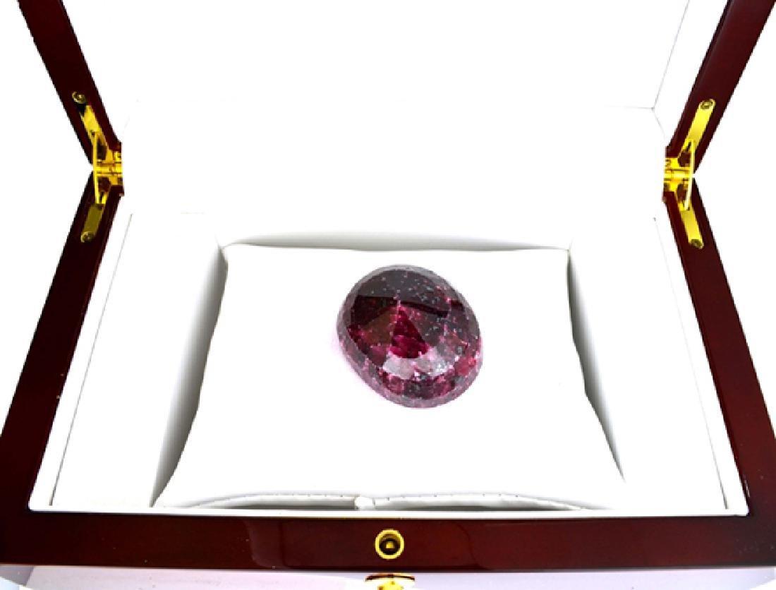 APP: 1.2k 399.45CT Oval Cut Ruby Gemstone - 2