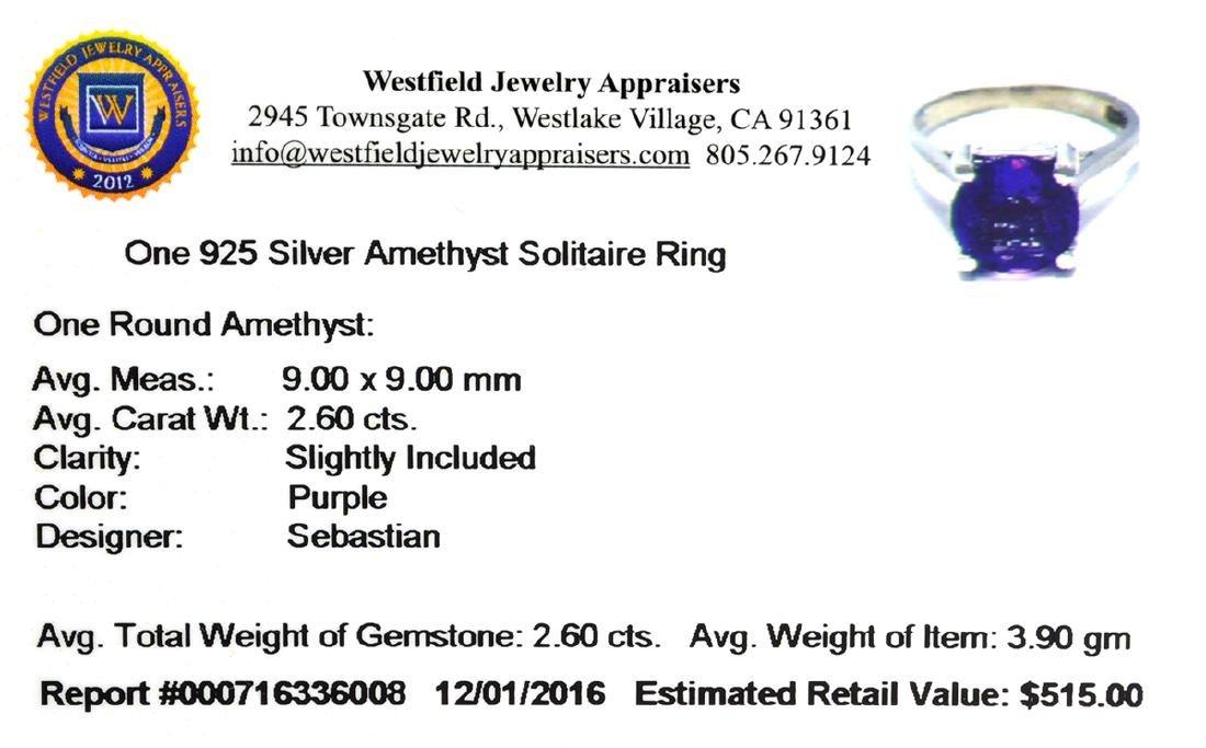APP: 0.5k Fine Jewelry Designer Sebastian, 2.60CT Round - 2