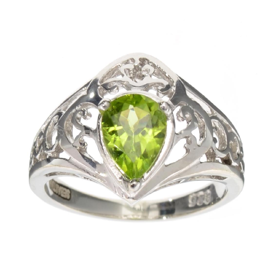 APP: 0.5k Fine Jewelry Designer Sebastian, Pear Cut