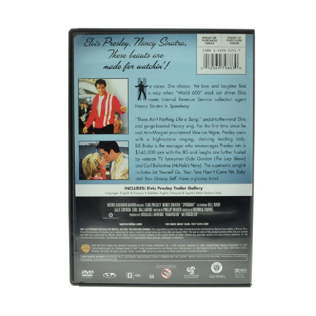 Elvis Presley Movie: Speedway - 2
