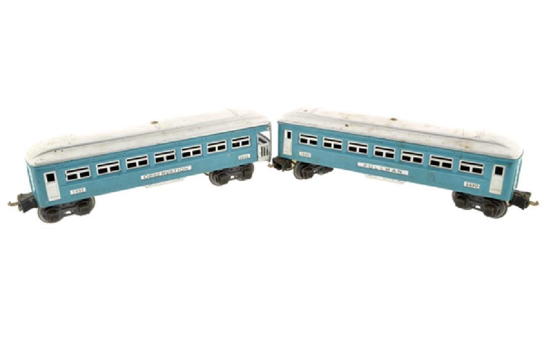^#1630 And #1631 Passenger Set Circa 1941