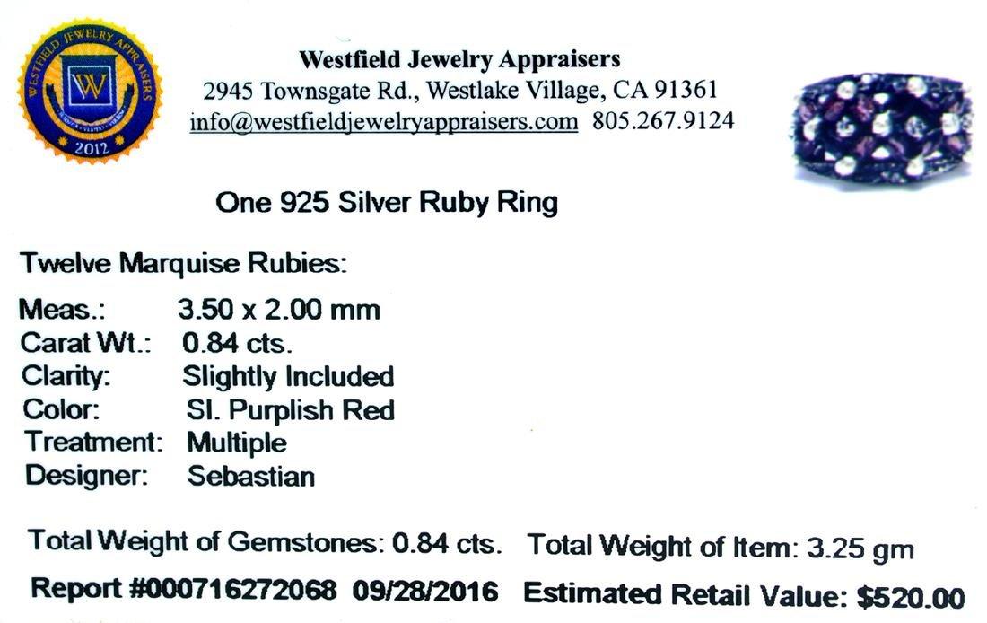 APP: 0.5k Fine Jewelry Designer Sebastian 0.84CT - 2