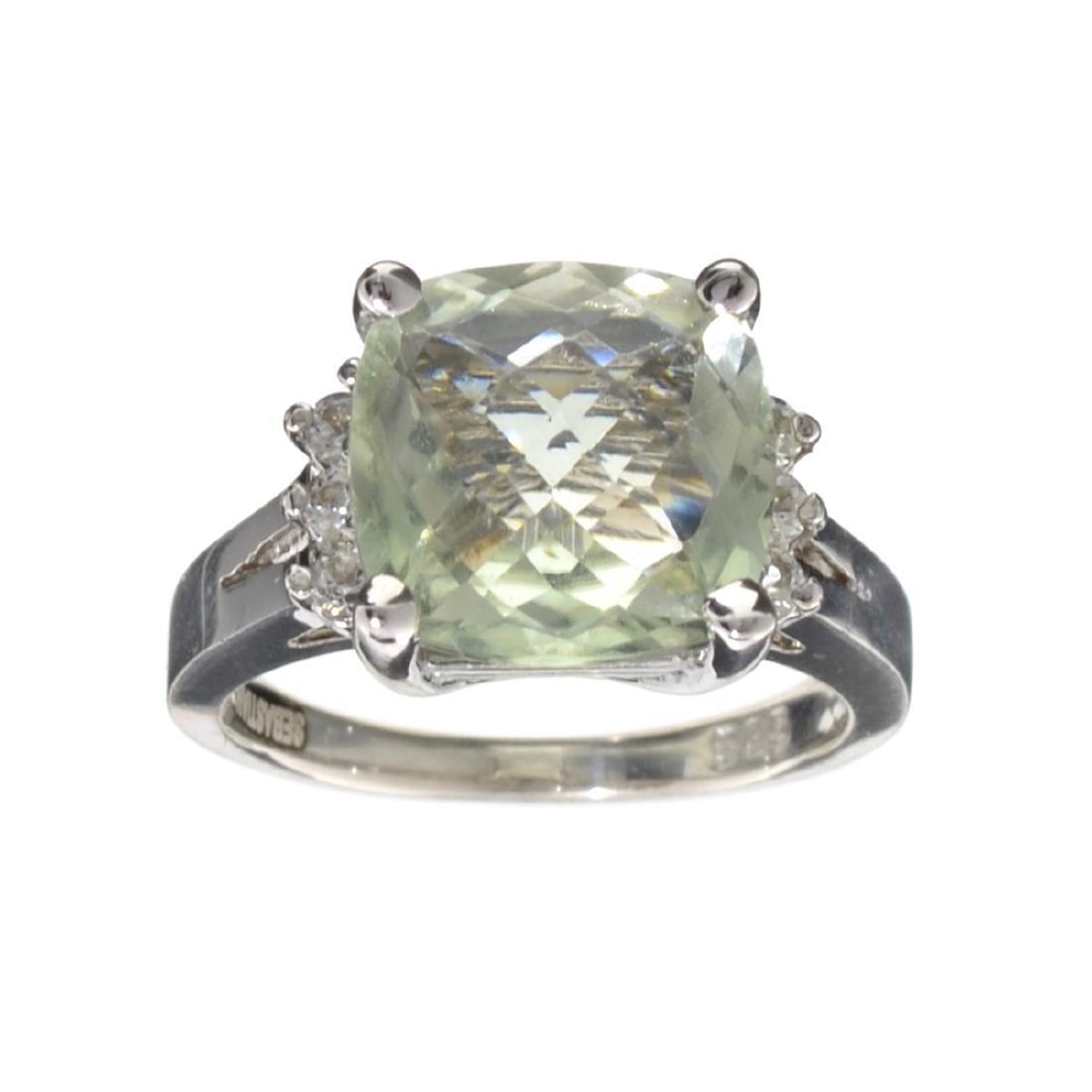 APP: 0.6k Fine Jewelry Designer Sebastian, 4.78CT Green