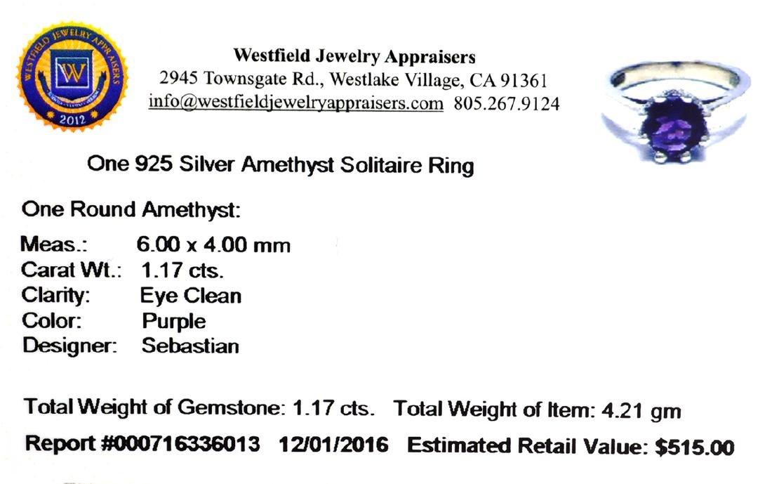 APP: 0.5k Fine Jewelry Designer Sebastian, 1.17CT Round - 2