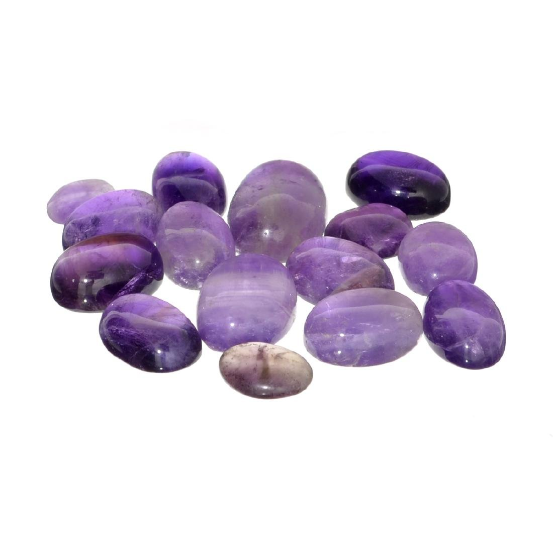APP: 2.2k 100.00CT Various Shapes & Sizes Amethyst
