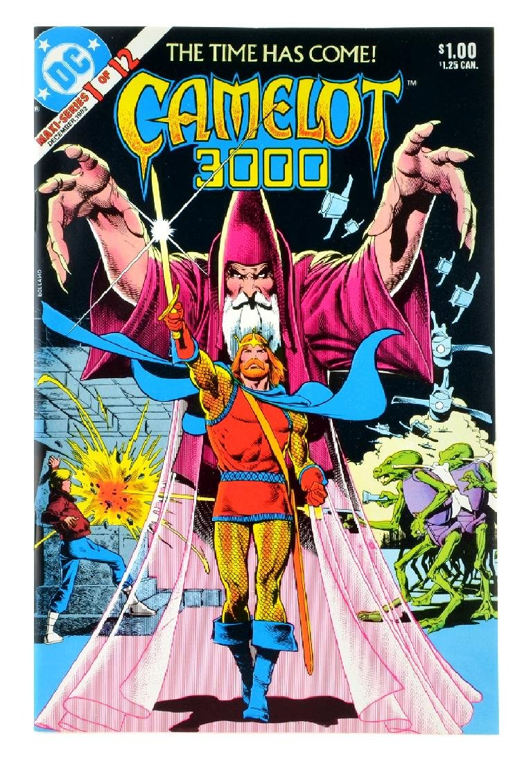 Camelot 3000 (1982) Issue 1