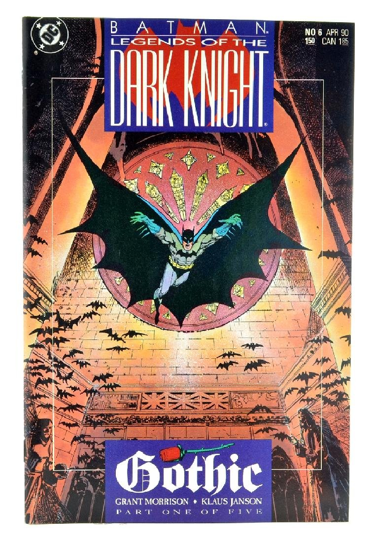 Batman Legends of the Dark Knight (1989) Issue 6