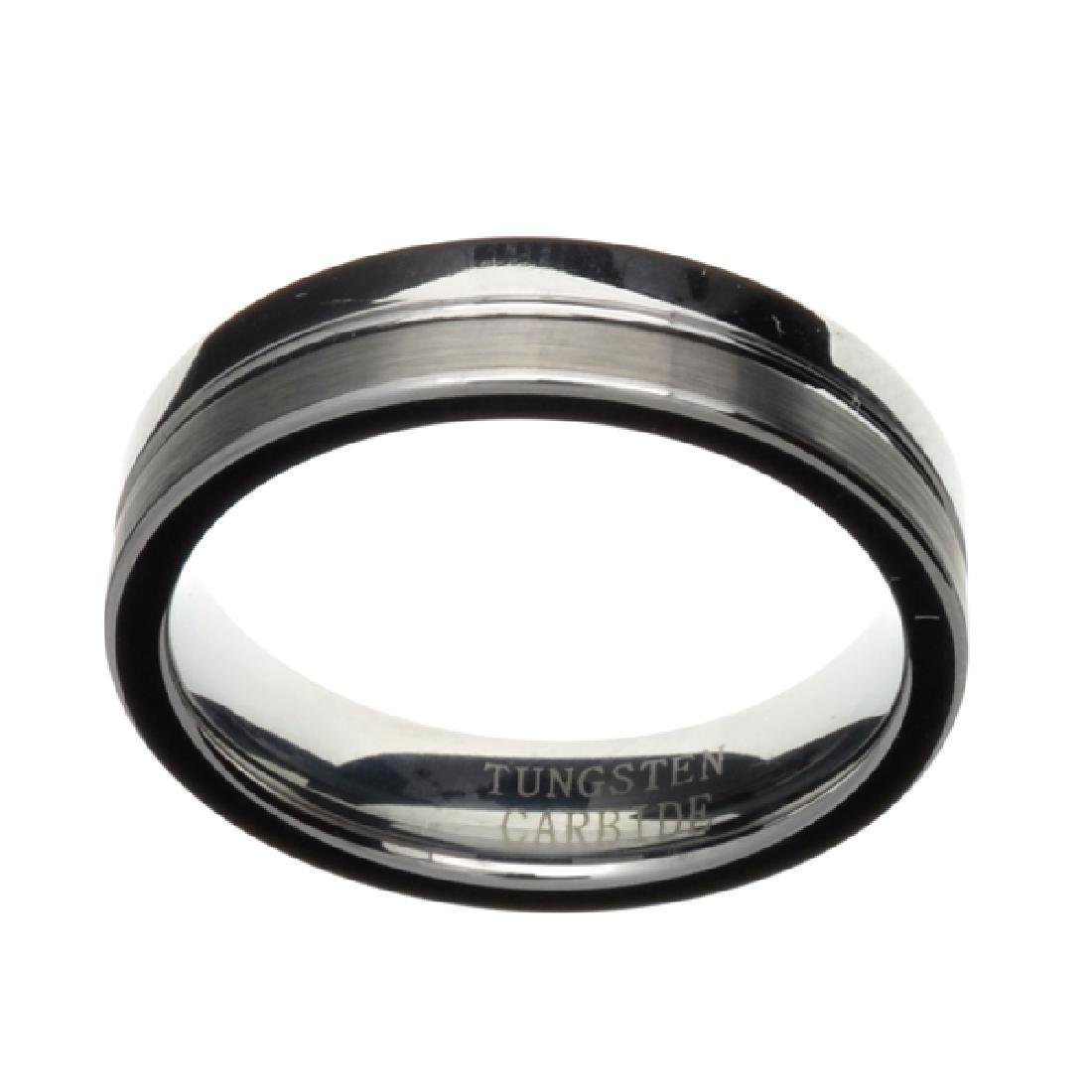 Rare Tungsten Size 8.5 Ring
