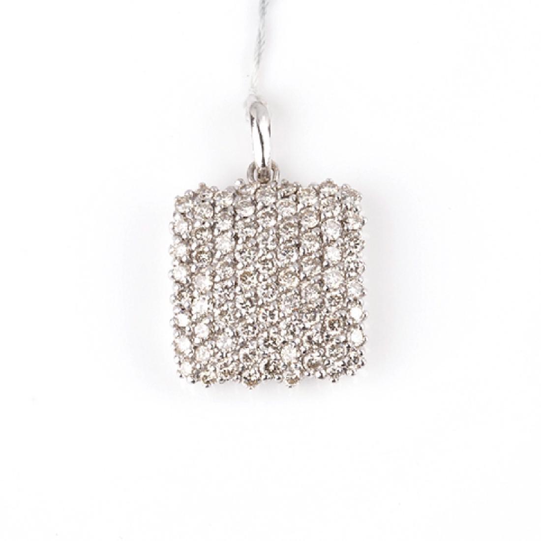 *Fine Jewelry 14 kt. Gold, New Custom Made 1.50CT