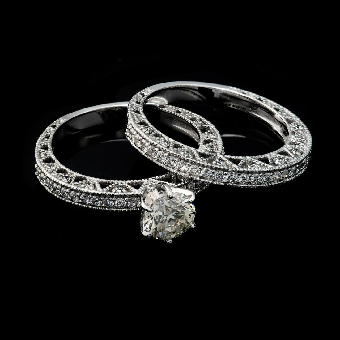 APP: 18.1k *Fine Jewelry 14 KT White Gold, 1.90CT Round