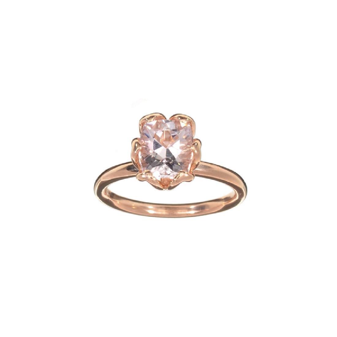 APP: 1.7k Fine Jewelry 14 KT Rose Gold 1.50CT