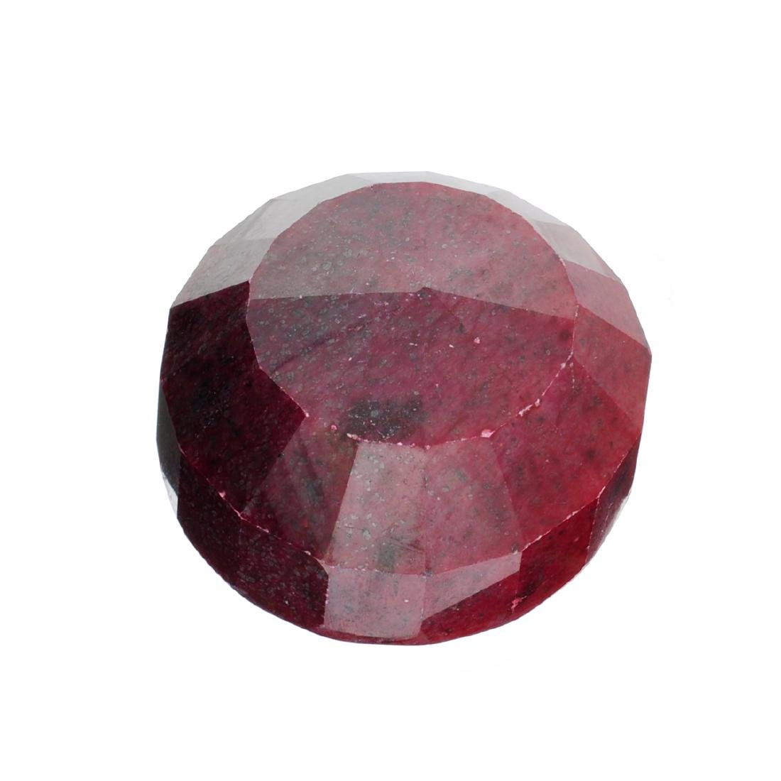 APP: 9.9k 2,305.00CT Round Cut Ruby Gemstone