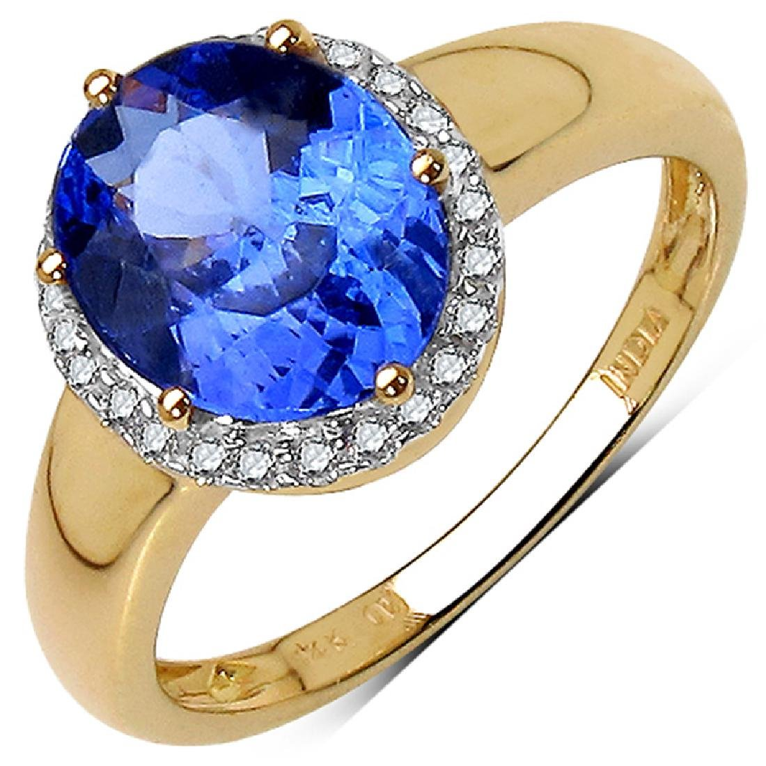 APP: 5k *Fine Jewelry 14 kt. White/Yellow Gold, 2.60CT
