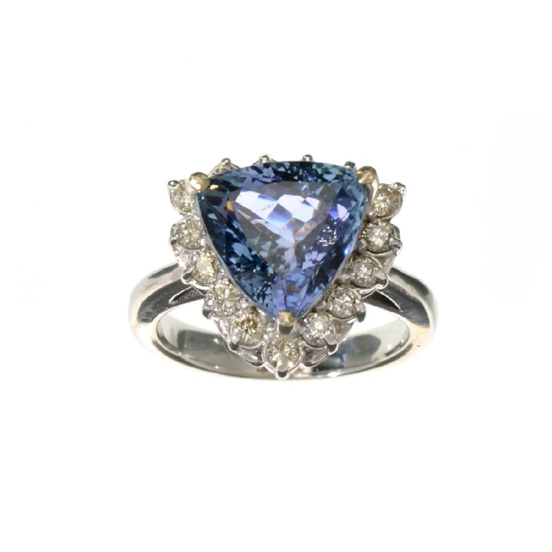 APP: 11.1k Fine Jewelry 14 KT White Gold, 5.15CT