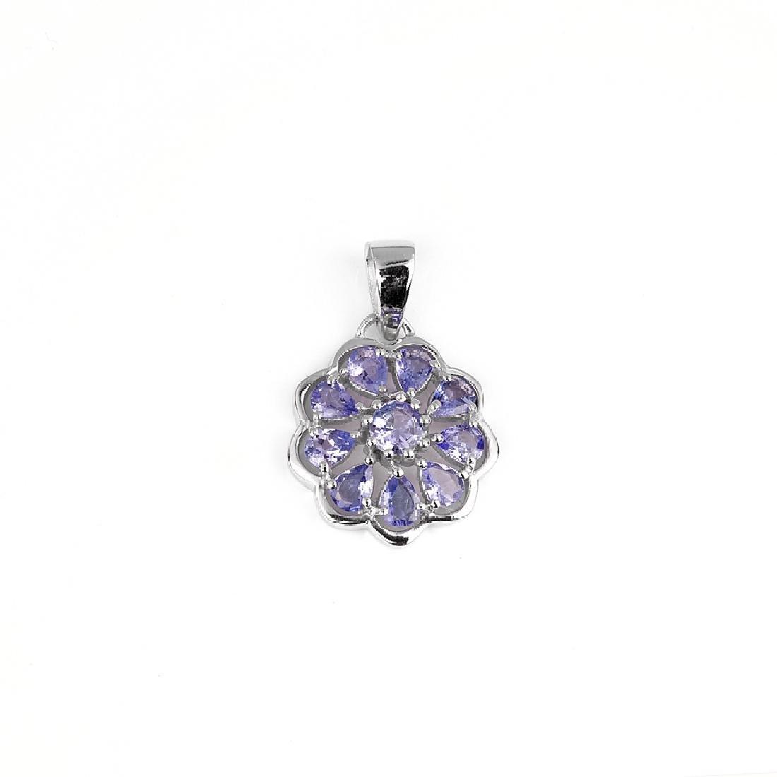 APP: 2.1k Fine Jewelry 2.01CT Tanzanite And Topaz