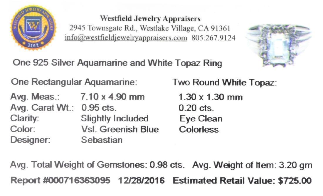 APP: 0.7k Fine Jewelry Designer Sebastian, 0.98CT - 2