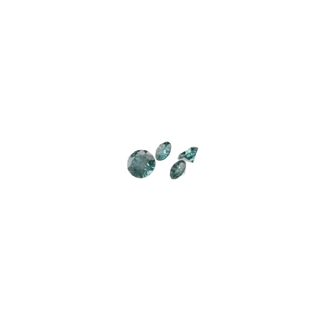 0.05CT Rare Blue Diamond Parcel