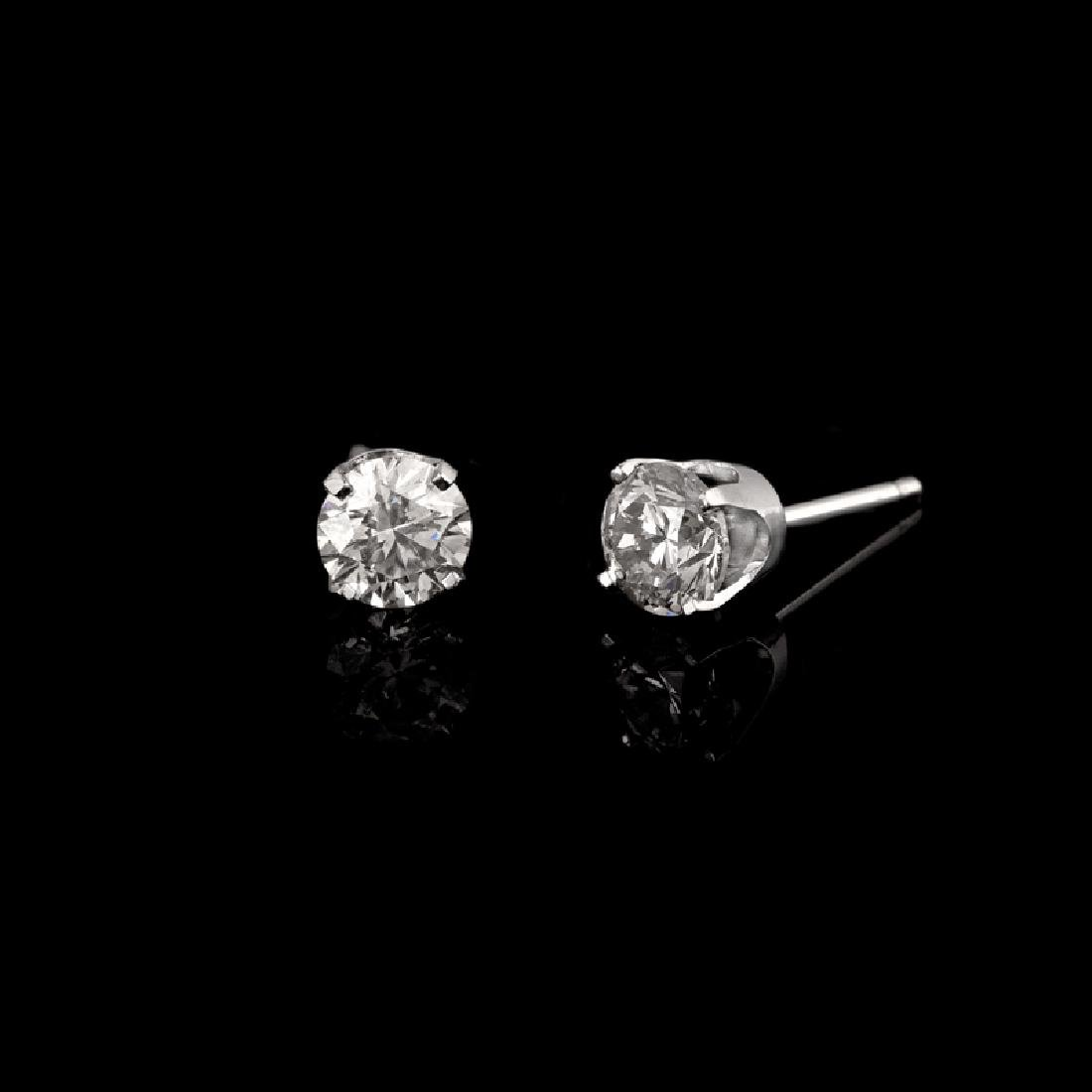 APP: 4.6k *Fine Jewelry 14 kt. White Gold, Custom Made