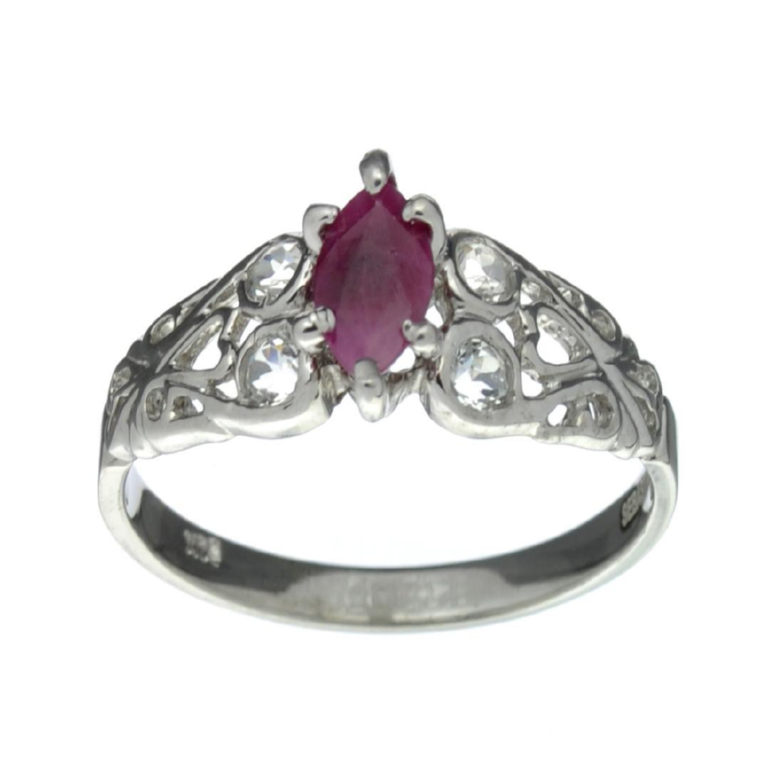 APP: 0.5k Fine Jewelry Designer Sebastian, 0.91CT Ruby