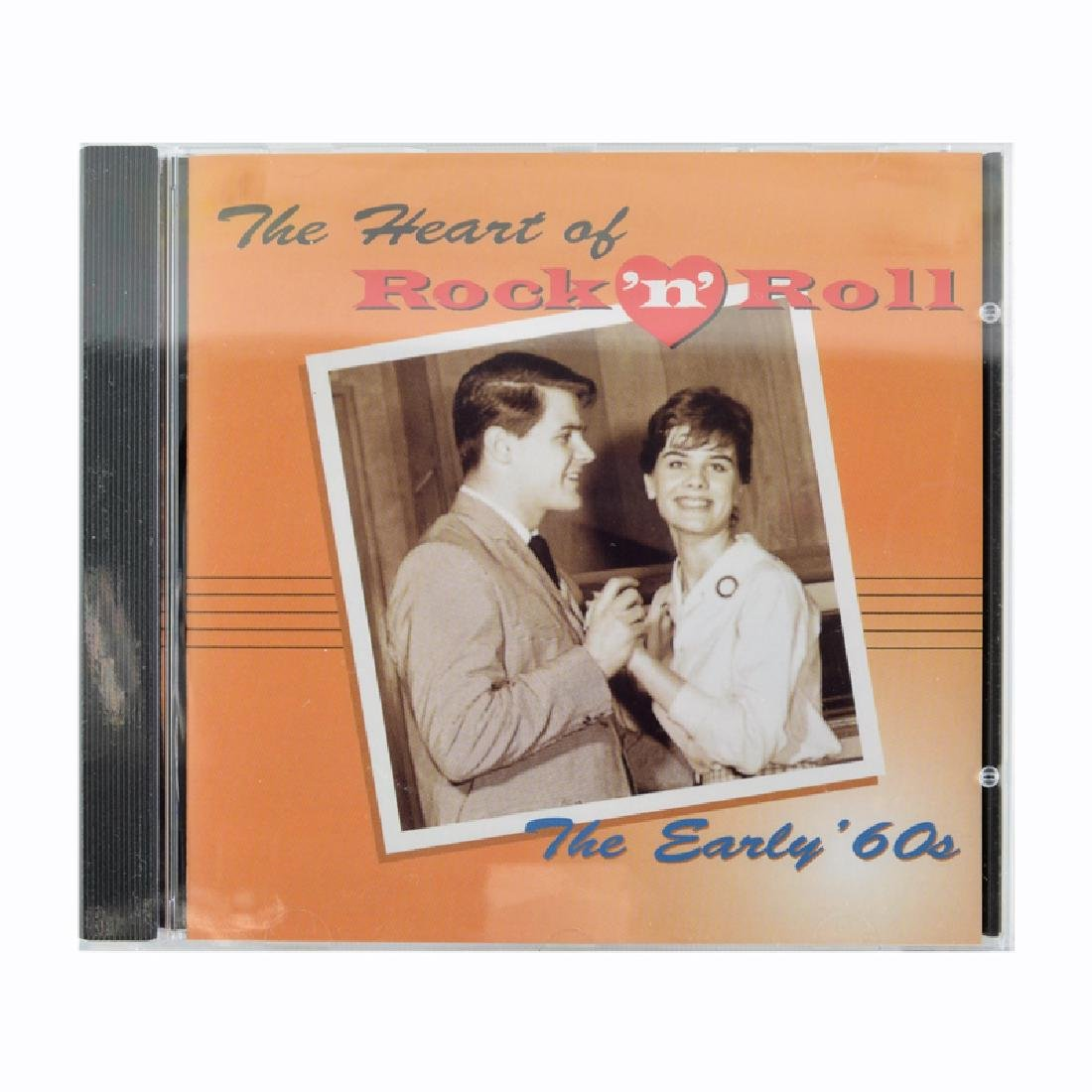 The Heart Of Rock 'N' Roll The Early '60s CDs