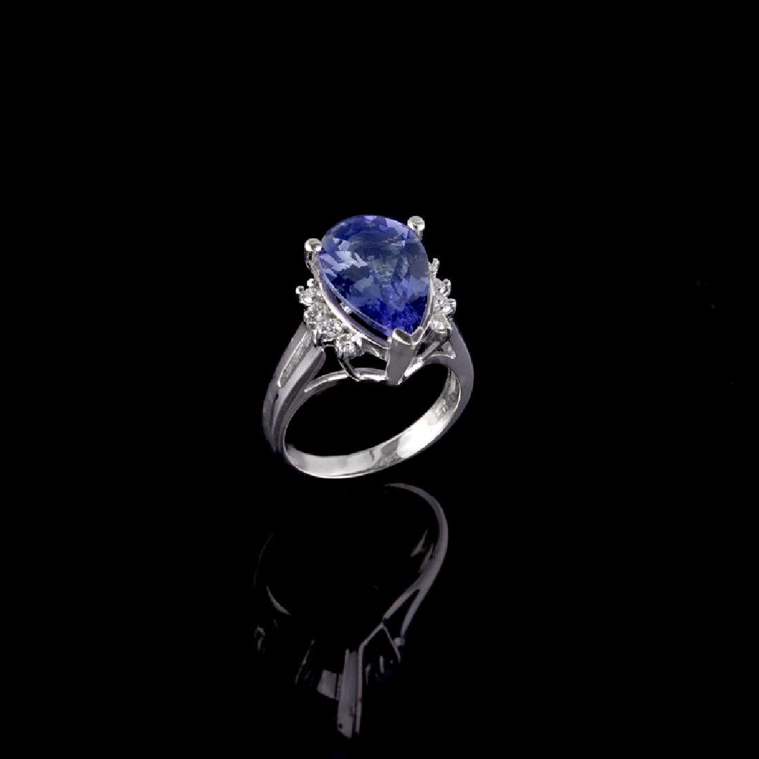 APP: 4.3k Fine Jewelry 14 KT White Gold, 4.72CT