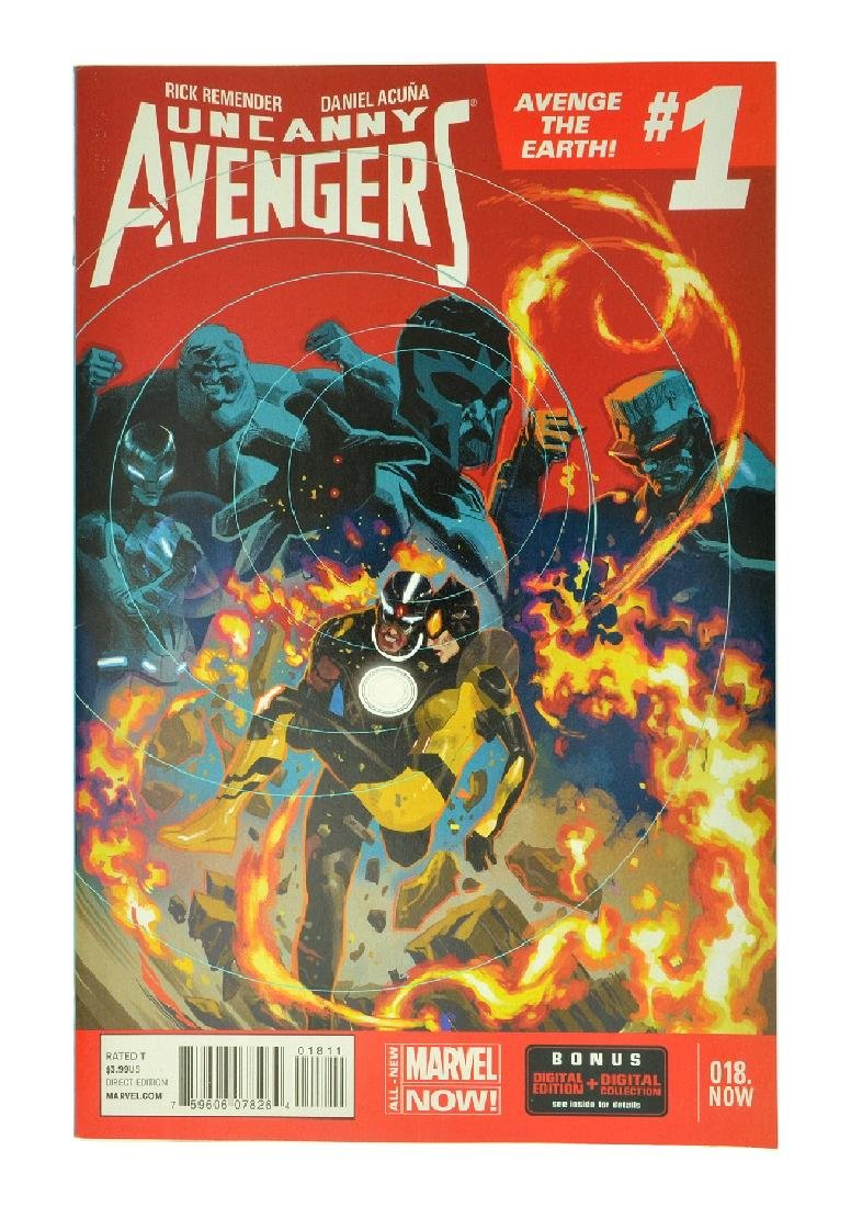 Uncanny Avengers (2012 Marvel Now) #18