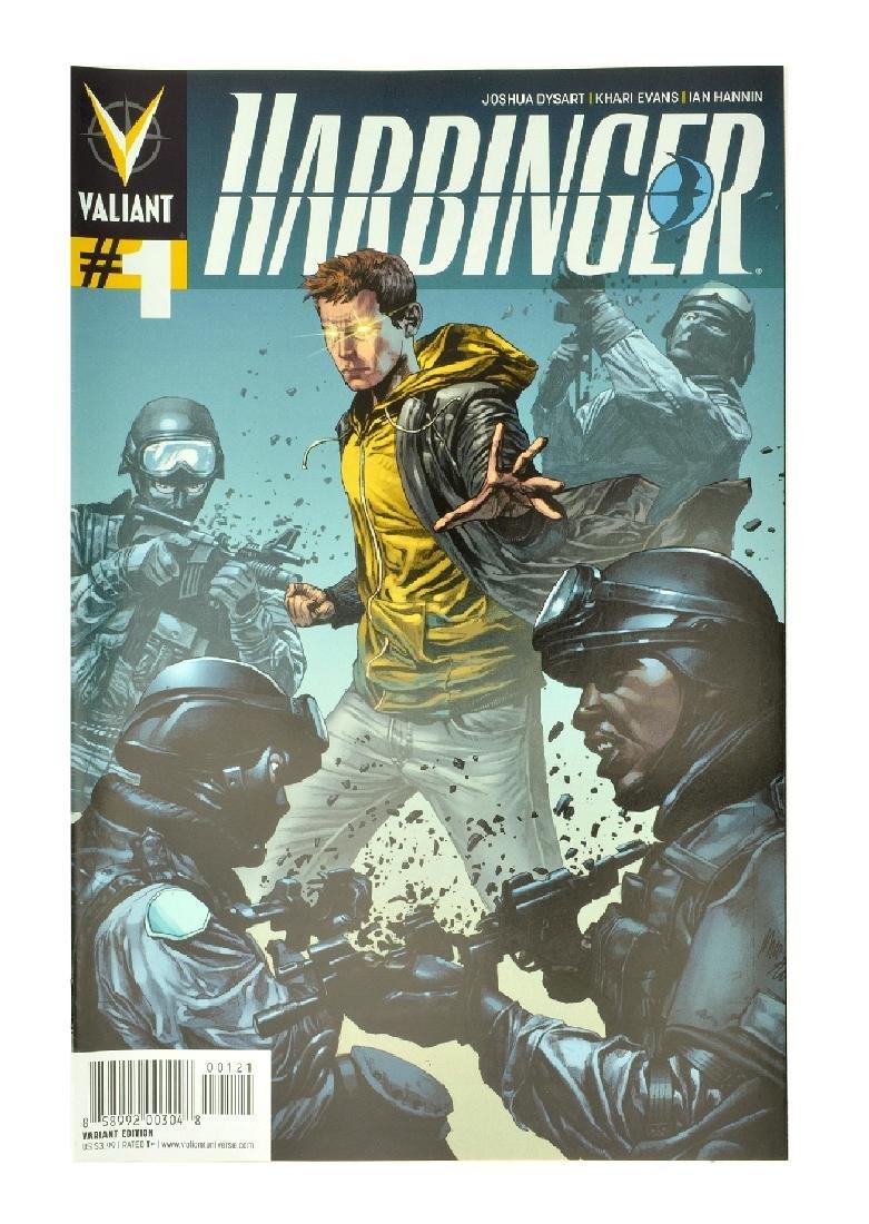 Harbinger (2012 Valiant) #1