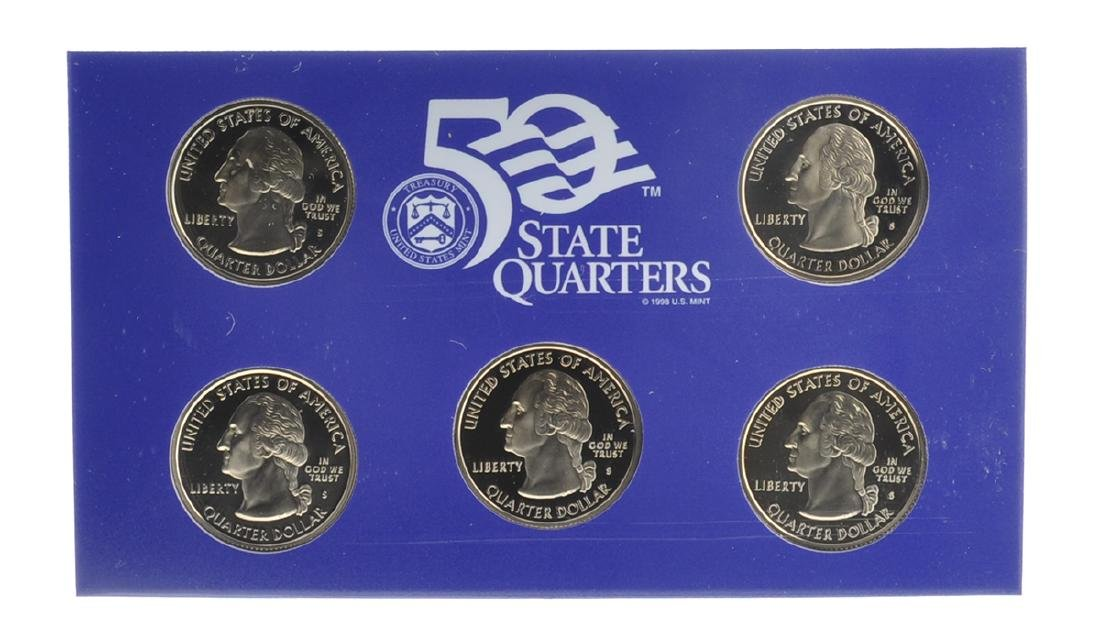 2006 United States Mint Proof Coin Set