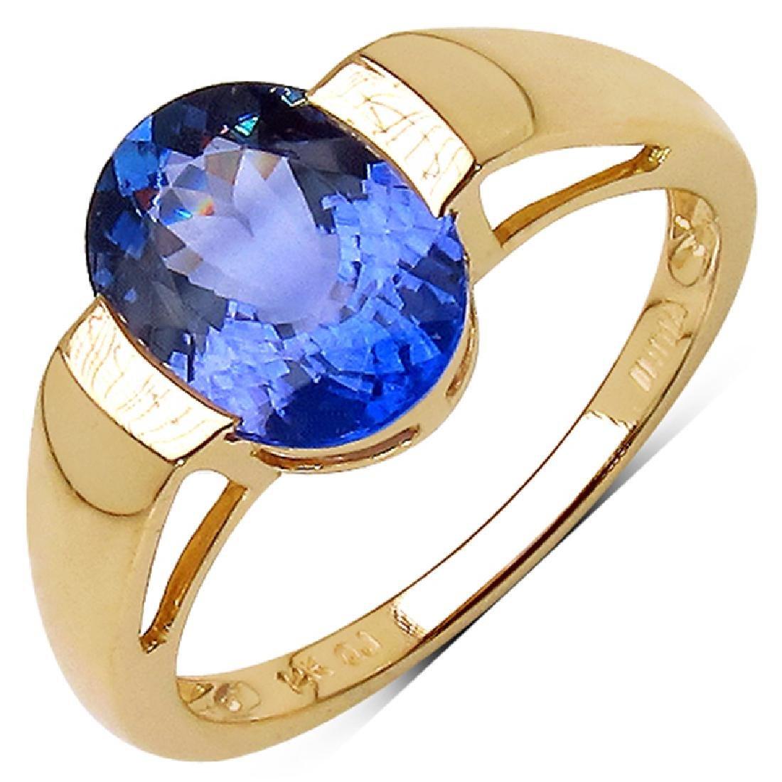APP: 4.4k *Fine Jewelry 14 kt. Gold, 2.60CT Oval Cut