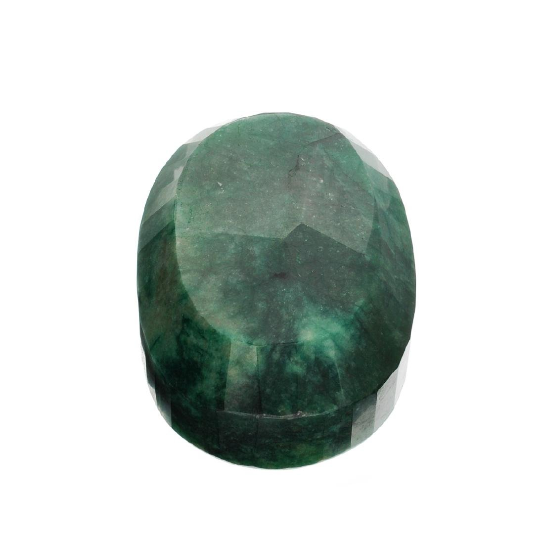 APP: 8.8k 2,189.50CT Oval Cut Green Beryl Emerald