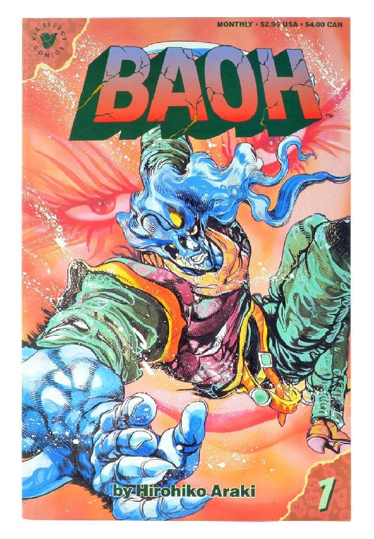 Baoh (1989) Issue 1