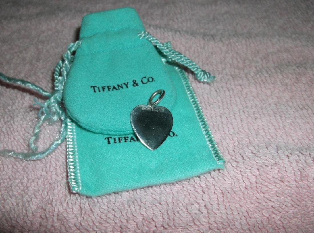Fine Jewelry Vintage Tiffany & Co Pouches With Small