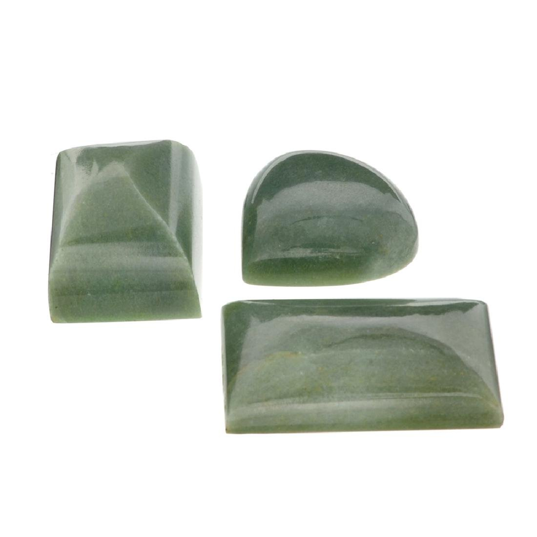 APP: 1.7k 209.67CT Various Shapes And sizes Nephrite