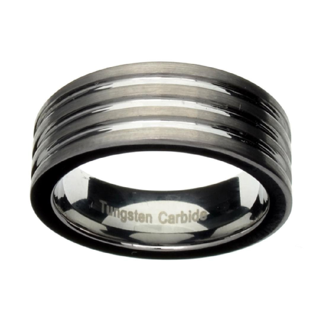 Rare Tungsten Size 5 Ring