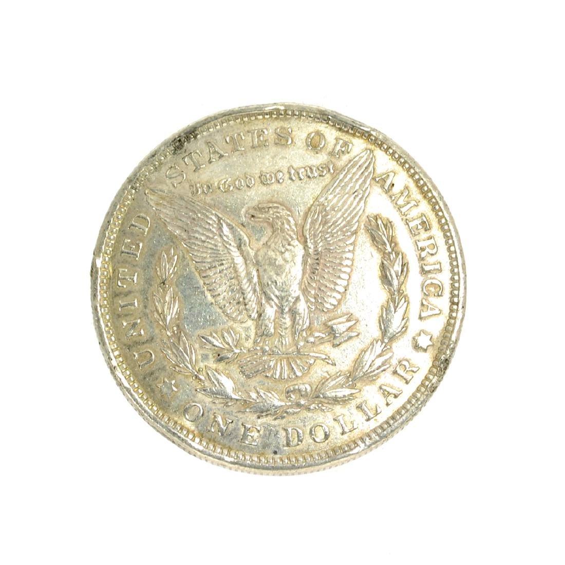 Rare 1921 Silver Dollar Coin - 2