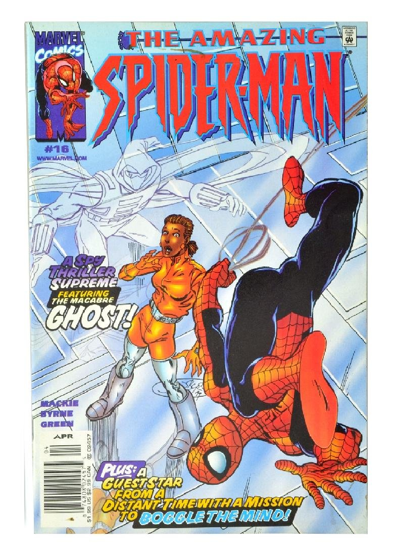 Amazing Spider-Man (1998 2nd Series) Issue #16