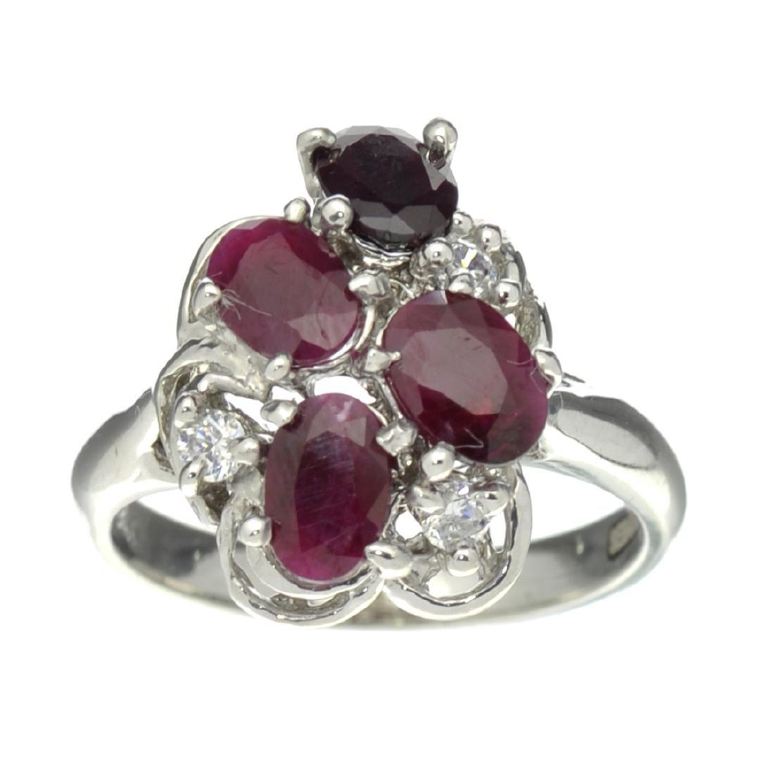 APP: 1.2k Fine Jewelry Designer Sebastian, 2.26CT Ruby