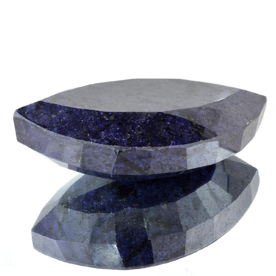 APP: 13.8k 4,612.00CT Marquise Cut Blue Sapphire